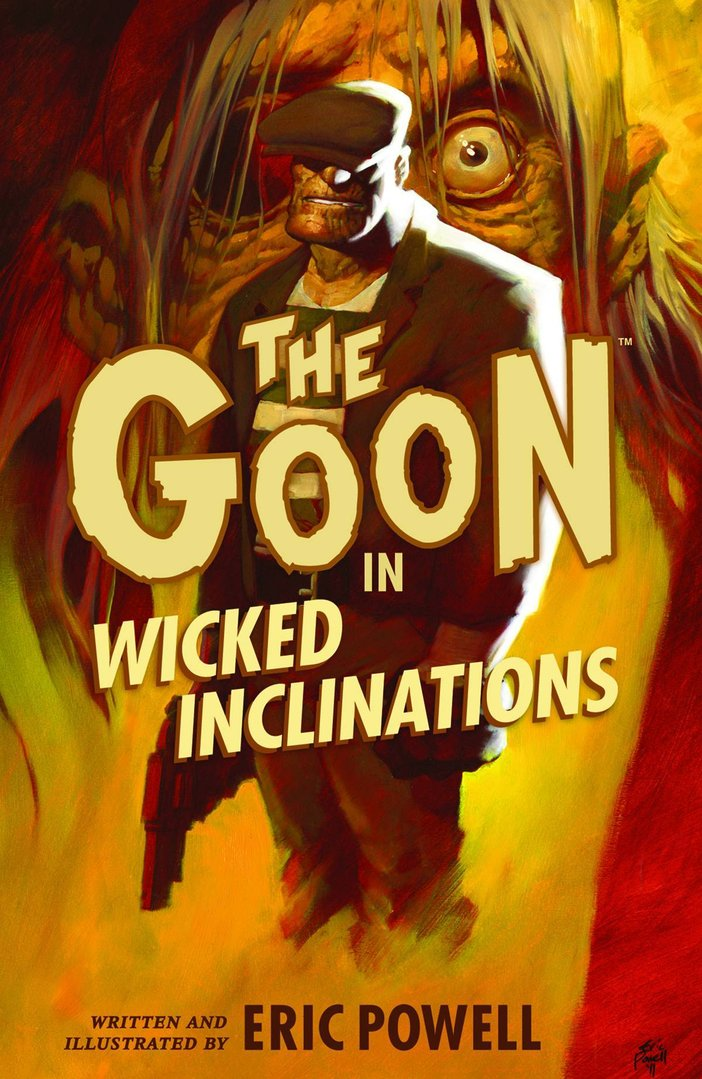 The Goon, Vol. 5: Wicked Inclinations (2nd edition) (SC)