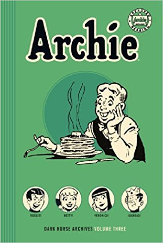 Archie Archives, Vol. 3 (Dark Horse Archives) (HC)