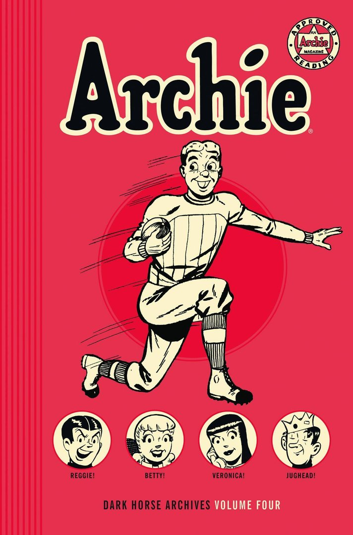 Archie Archives, Vol. 4 (Dark Horse Archives) (HC)