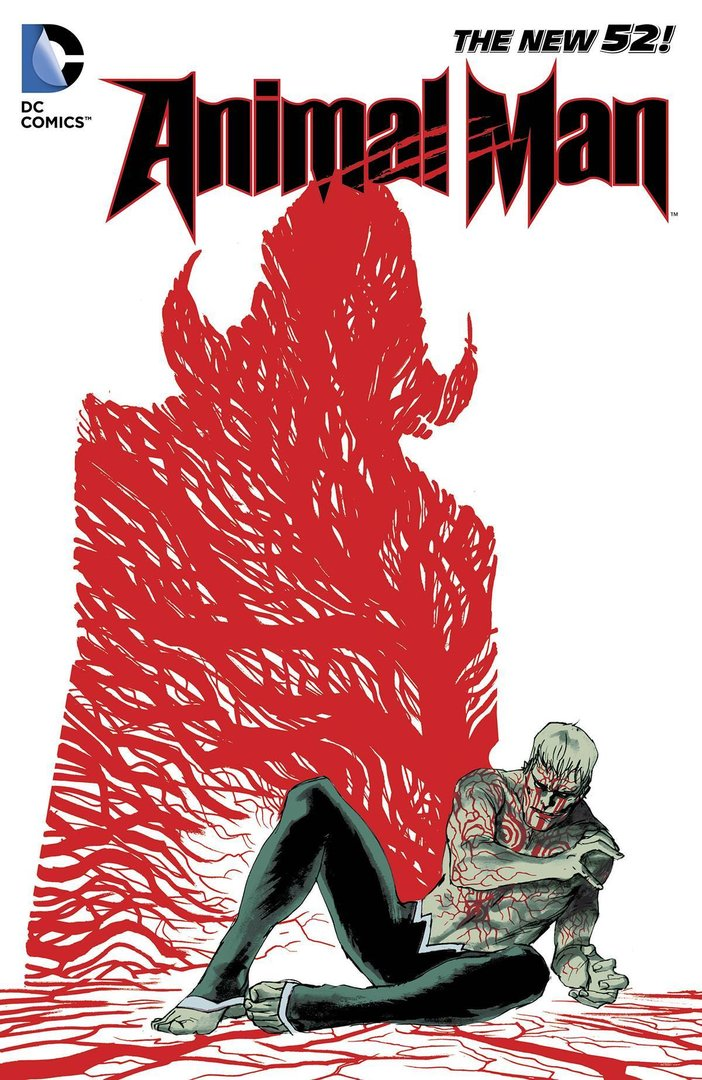 Animal Man, Vol. 5: Evolve or Die! (The New 52) (SC)