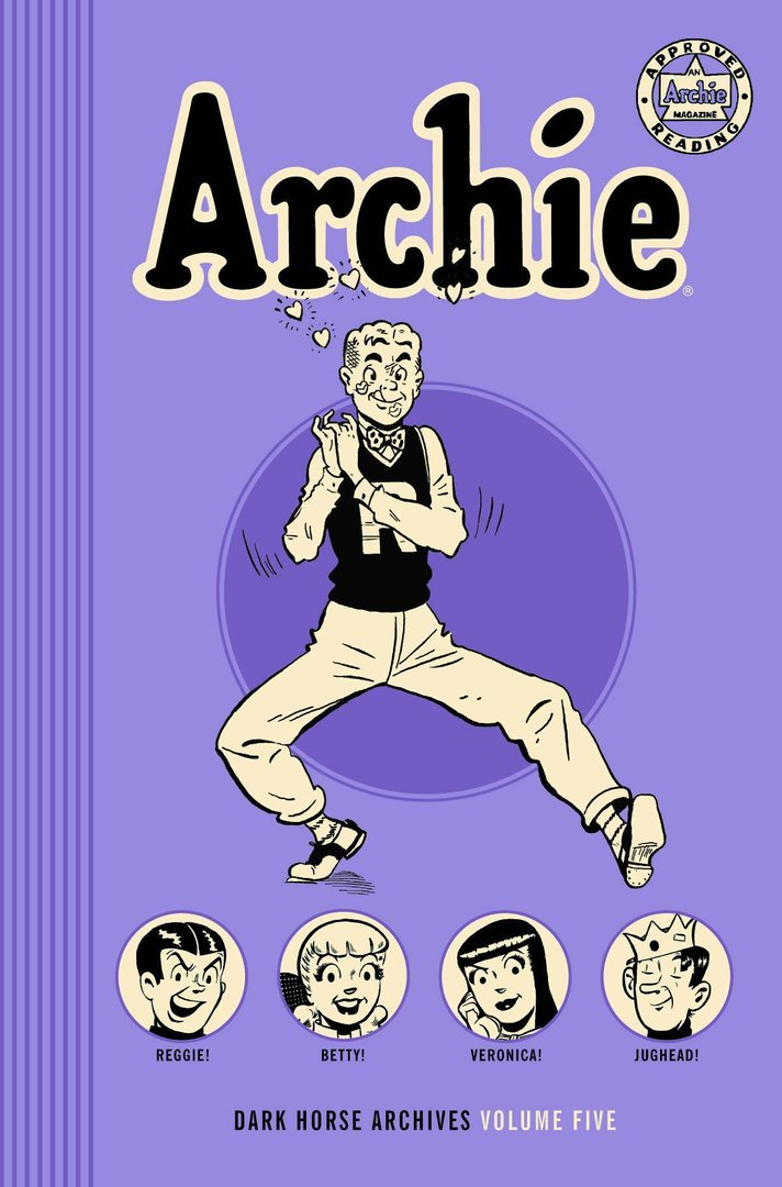 Archie Archives, Vol. 5 (Dark Horse Archives) (HC)