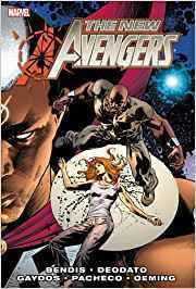 New Avengers By Brian Michael Bendis, Vol. 5
