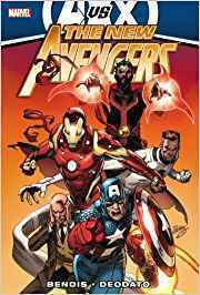 New Avengers by Brian Michael Bendis, Vol. 4 (AVX)
