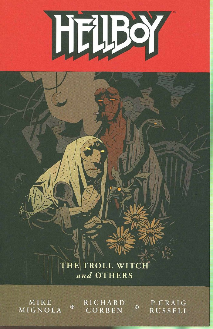 Hellboy, Vol. 7: The Troll Witch and Other Stories (SC)