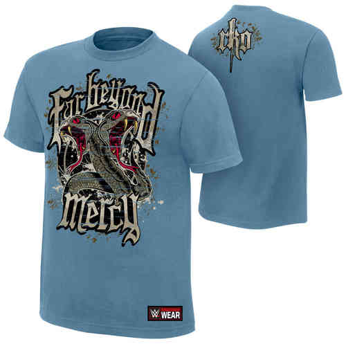 "Randy Orton ""Far Beyond Mercy"" Authentic T-Shirt"