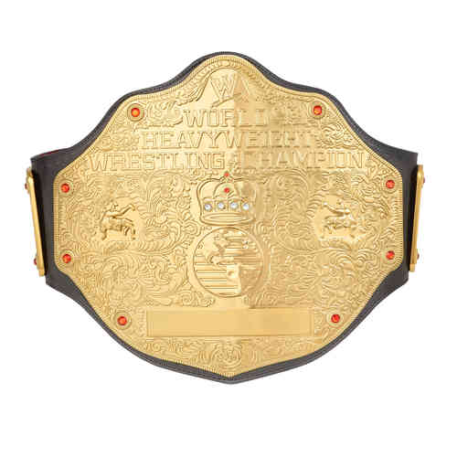 World Heavyweight Championship Replica Title