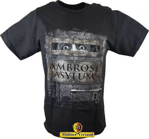 "Dean Ambrose ""Ambrose Asylum"" Kinder Authentic T-Shirt"