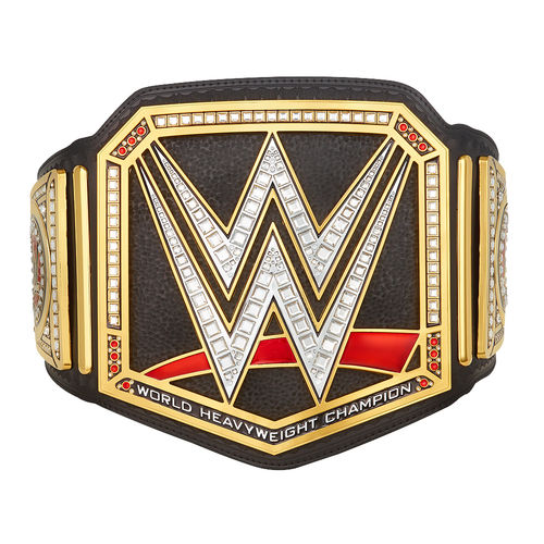 WWE World Heavyweight Championship Commemorative Title Belt 2014