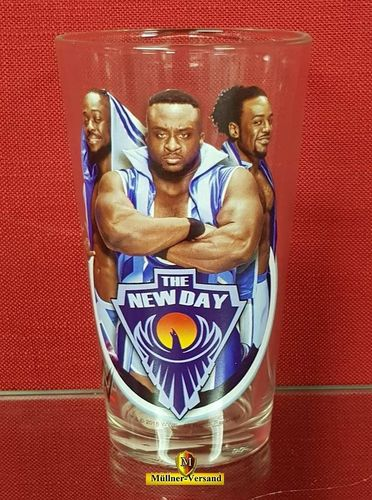 The New Day Glas