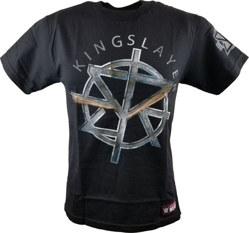 "Seth Rollins ""The Kingslayer"" Kinder Authentic T-Shirt"