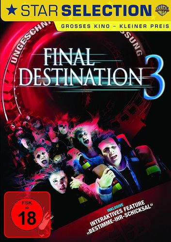 Final Destination 3 (Ungeschnittene Kinofassung)