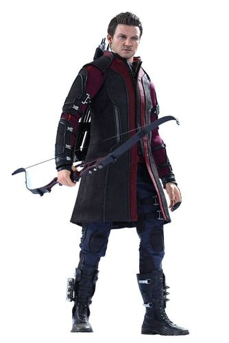 Avengers Age of Ultron Movie Masterpiece Actionfigur 16 Hawkeye 30 cm