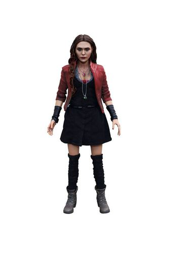 Avengers Age of Ultron Movie Masterpiece Actionfigur 16 Scarlet Witch 28 cm