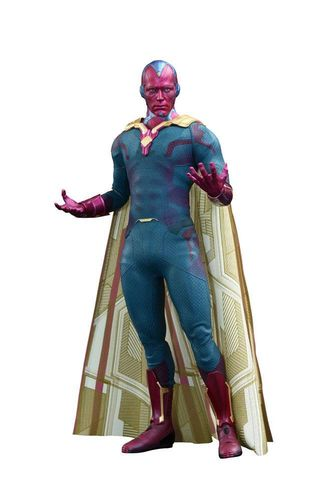 Avengers Age of Ultron Movie Masterpiece Actionfigur 16 Vision 31 cm