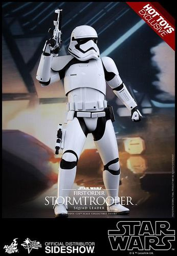 Star Wars Episode VII MMS Actionfigur 1/6 First Order Stormtrooper Squad Leader Exclusive 30 cm