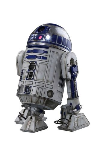 Star Wars Episode VII Movie Masterpiece Actionfigur 1/6 R2-D2 18 cm