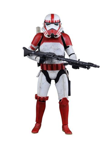 Star Wars Battlefront Videogame Masterpiece Actionfigur 1/6 Shock Trooper 30 cm