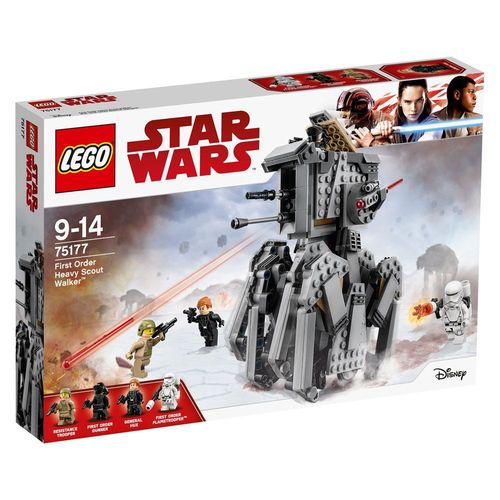 LEGO® Star Wars™ Episode VIII First Order Heavy Scout Walker™