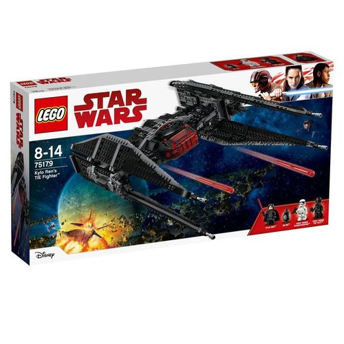 LEGO® Star Wars™ Episode VIII: Kylo Ren's TIE Fighter™