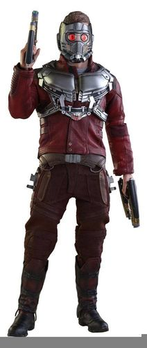 Guardians of the Galaxy Vol. 2 Movie Masterpiece Actionfigur 1/6 Star-Lord 31 cm