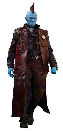 Guardians of the Galaxy Vol. 2 Movie Masterpiece Actionfigur 1/6 Yondu 30 cm