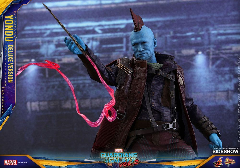 Guardians of the Galaxy Vol. 2 Movie Masterpiece Actionfigur 1/6 Yondu Deluxe Version 30 cm