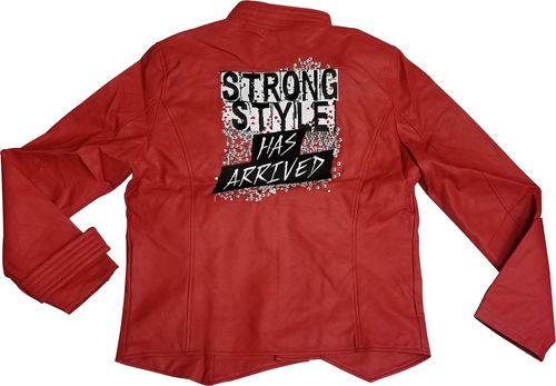 "Shinsuke Nakamura ""Strong Style Has Arrived"" Replica Jacket"