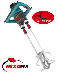 COLLOMIX CX 44 Set DUO con MKD140 HF