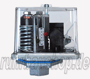 Pressure switch (water or air) [PFT 20447600]