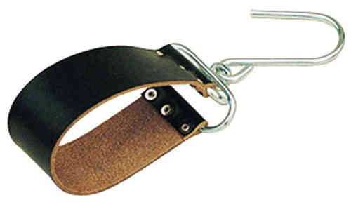 Hose holder with hook