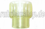 "Reduction nipple 1"" ext thread plastic"