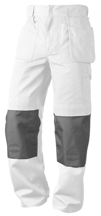 elysee®  Canvas waistband trousers WHITE SANDS