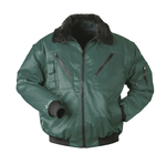 NORWAY pilot-jacket LILLEHAMMER green