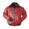 NORWAY pilot-jacket DRAMMEN red