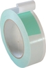 Duo tape ECO green-white 25 mm (single rolls)