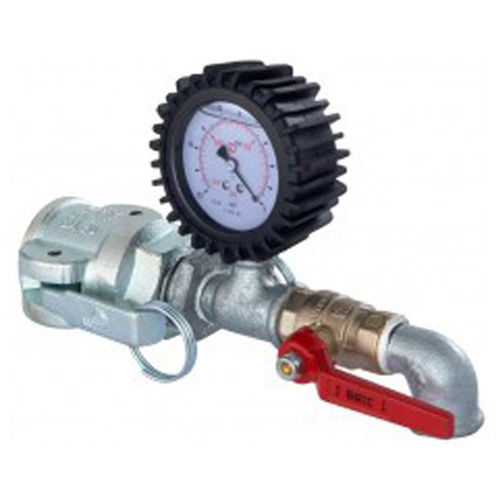 Pressure tester 0-100 bar 25 female