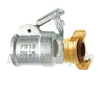 Cleaner coupling 25 female ID24 with high pressure coupling