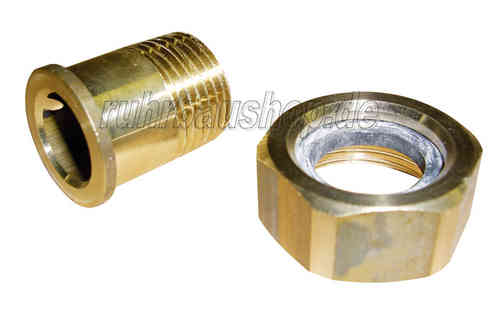"Nipple with conical socket 1/2"" ext. thread"