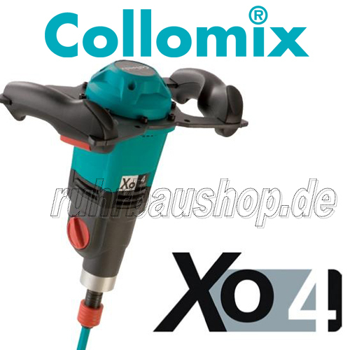 COLLOMIX Xo 4 M Set con WK140 M