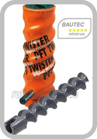 Set TWISTER D 6-3 PIN [Rotor+Estator]