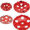 Screed-Jet diamond grinding disc