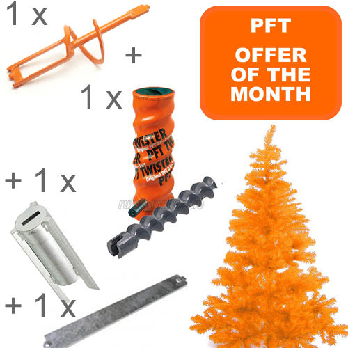 PFT offer of the month winter package 2