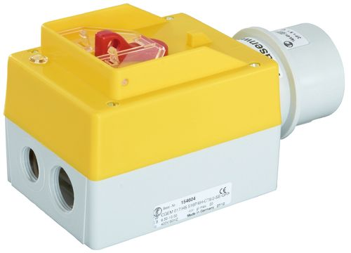 On-off switch with phase inverter 10-16A