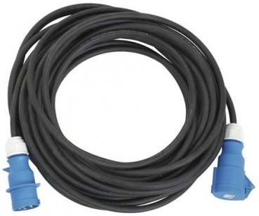 Power cable BLU 5-32A 5x4 mm²