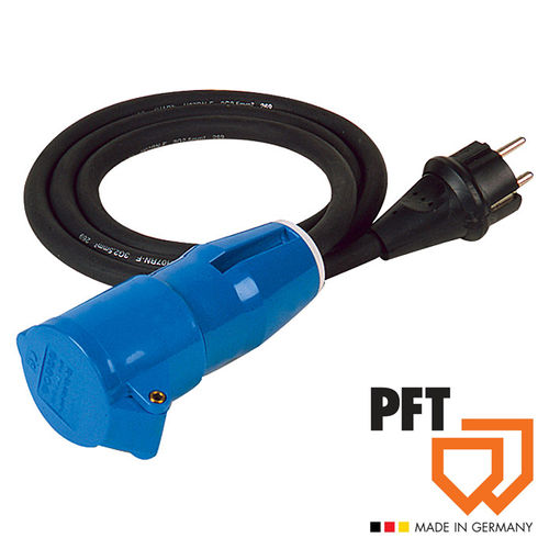 Adapter cable BLU 3-32A | Schuko 230 V