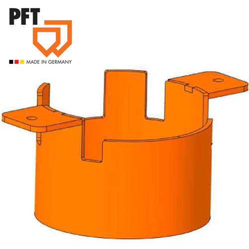 Guard for hauling bracket BOLERO