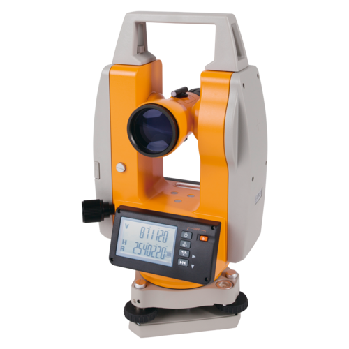 Digital construction theodolite DTC 5.1