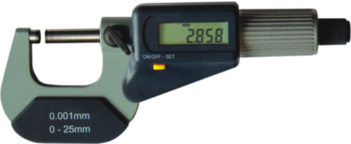 Digital Mikrometer