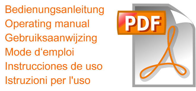 Download PFT Bedienungsanleitung