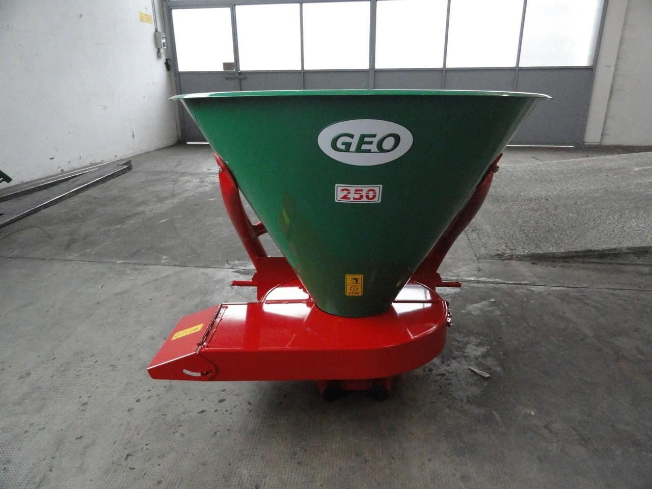 GEO Streuer 500 Liter für Traktor